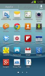 Samsung I8730 Galaxy Express - E-mail - Envoi d