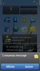Nokia N8-00 - MMS - Configuration automatique - Étape 3