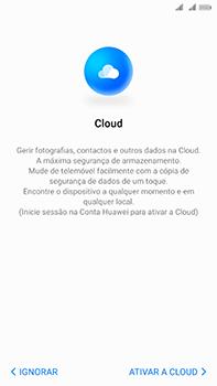 Huawei Mate 10 - Primeiros passos - Como ligar o telemóvel pela primeira vez -  18