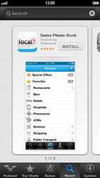 Apple iPhone 5 - Applications - Download apps - Step 8