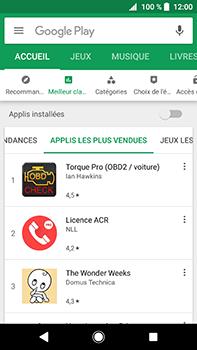 Sony Xperia XA2 Ultra - Applications - Télécharger des applications - Étape 10