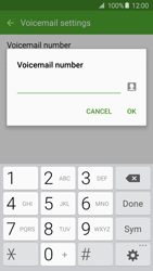 Samsung A310F Galaxy A3 (2016) - Voicemail - Manual configuration - Step 8