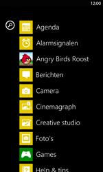 Nokia Lumia 820 LTE - MMS - probleem met ontvangen - Stap 3