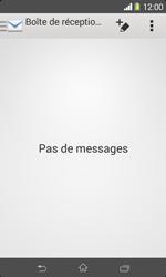Sony D2005 Xperia E1 - E-mail - envoyer un e-mail - Étape 3