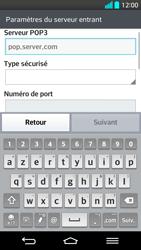LG G2 - E-mails - Ajouter ou modifier un compte e-mail - Étape 10