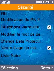 Archos F28 - Sécuriser votre mobile - Activer le code de verrouillage - Étape 8