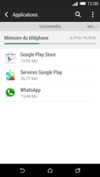 HTC One (M8) - Applications - Supprimer une application - Étape 5