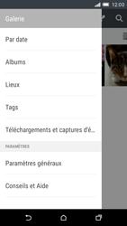 HTC One M9 - Photos, vidéos, musique - Envoyer une photo via Bluetooth - Étape 5