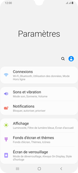 Samsung Galaxy A70 - Bluetooth - connexion Bluetooth - Étape 6