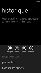 Nokia Lumia 1320 - Messagerie vocale - Configuration manuelle - Étape 5
