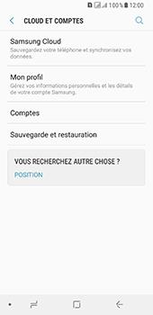 Samsung Galaxy A8 - Aller plus loin - Gérer vos données depuis le portable - Étape 8