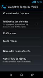 HTC Desire 310 - Internet - Configuration manuelle - Étape 8
