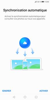 Huawei P Smart - Photos, vidéos, musique - Envoyer une photo via Bluetooth - Étape 3