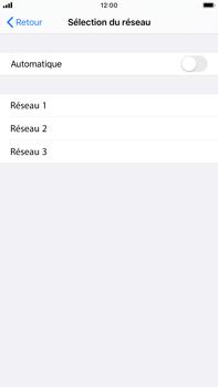 Apple iPhone 8 Plus - iOS 13 - Réseau - utilisation à l'étranger - Étape 9
