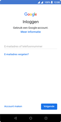 Wiko Harry 2 - E-mail - e-mail instellen (gmail) - Stap 8