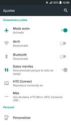 HTC 10 - Funciones básicas - Activar o desactivar el modo avión - Paso 5