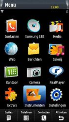 Samsung I8910 HD - Bluetooth - headset, carkit verbinding - Stap 3
