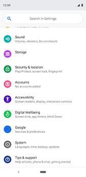 Google Pixel 3XL - Device - Software update - Step 5