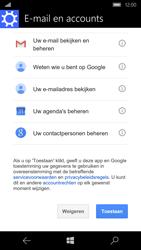 Microsoft Lumia 950 - E-mail - Handmatig instellen (gmail) - Stap 10