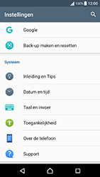 Sony Xperia X Performance (F8131) - Toestel - Software update - Stap 5