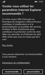 Nokia Lumia 530 - Internet - navigation sur Internet - Étape 3