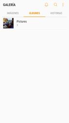 Samsung Galaxy S7 - Android Nougat - Bluetooth - Transferir archivos a través de Bluetooth - Paso 5