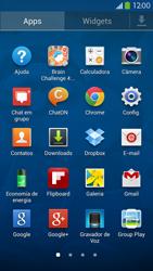 Samsung I9500 Galaxy S IV - Chamadas - Como bloquear chamadas de um número específico - Etapa 3