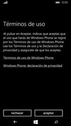 Microsoft Lumia 535 - Primeros pasos - Activar el equipo - Paso 8