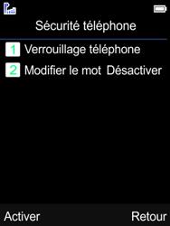 Mobiwire Leyti - Sécuriser votre mobile - Activer le code de verrouillage - Étape 6