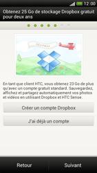 HTC One S - Premiers pas - Créer un compte - Étape 12