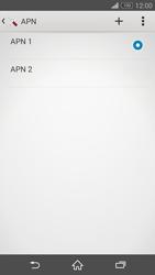 Sony Xperia Z3 - Mensajería - Configurar el equipo para mensajes multimedia - Paso 16