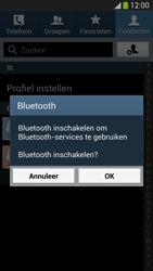 Samsung I9295 Galaxy S IV Active - Contactgegevens overzetten - delen via Bluetooth - Stap 10