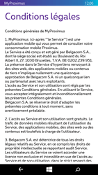 Microsoft Lumia 535 - Applications - MyProximus - Étape 11