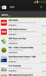 Samsung I8190 Galaxy S III Mini - Applications - Download apps - Step 21