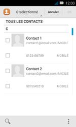 Huawei Y3 - MMS - envoi d'images - Étape 4