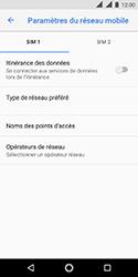 Nokia 3.1 - Aller plus loin - Désactiver les données à l'étranger - Étape 8