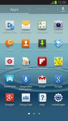 Samsung I9305 Galaxy S III LTE - Contacten en data - Contacten kopiëren van SIM naar toestel - Stap 3