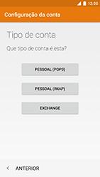 NOS Neva 80 - Email - Configurar a conta de Email -  8