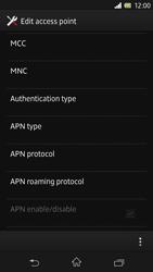 Sony C6603 Xperia Z - Internet - Manual configuration - Step 14