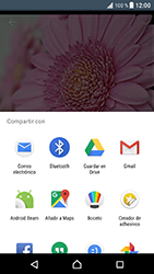 Sony Xperia XZ - Android Nougat - Funciones básicas - Uso de la camára - Paso 18