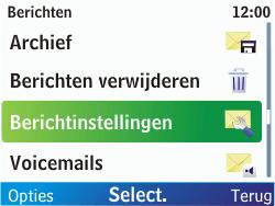 Nokia C3-00 - MMS - probleem met ontvangen - Stap 7