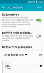 Samsung Galaxy J1 - Internet (APN) - Como configurar a internet do seu aparelho (APN Nextel) - Etapa 5