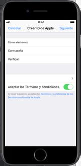 Apple iPhone 6 - iOS 11 - Aplicaciones - Tienda de aplicaciones - Paso 9