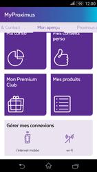 Sony E2003 Xperia E4 G - Applications - MyProximus - Étape 18