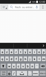 Samsung G318H Galaxy Trend 2 Lite - Internet - navigation sur Internet - Étape 4