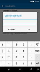 HTC One M9 - SMS - handmatig instellen - Stap 9