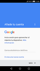 Huawei Y6 (2017) - E-mail - Configurar Gmail - Paso 8