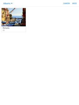 Samsung Galaxy Tab A 9.7 (SM-T555) - Contacten en data - Foto