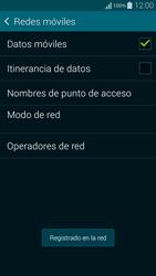 Samsung G850F Galaxy Alpha - Red - Seleccionar una red - Paso 10