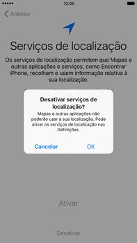 Apple iPhone 7 Plus - Primeiros passos - Como ligar o telemóvel pela primeira vez -  11